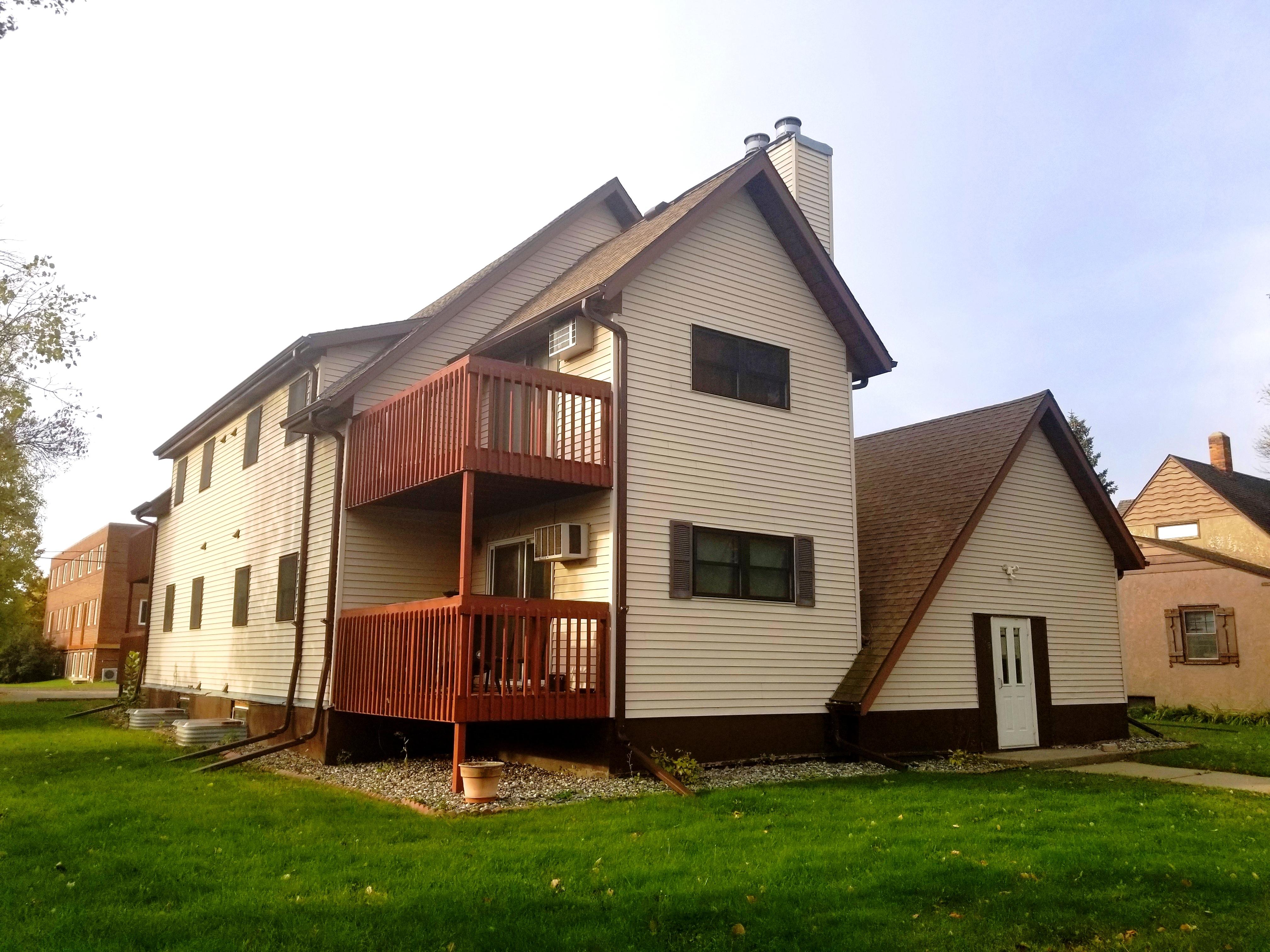Nordick Church Apartments - Hillsboro