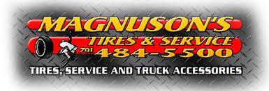MAGNUSON TIRE & SERVICE