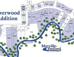 Riverwood lots - Mayville