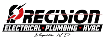 PRECISION ELECTRIC, PLUMBING & HVAC