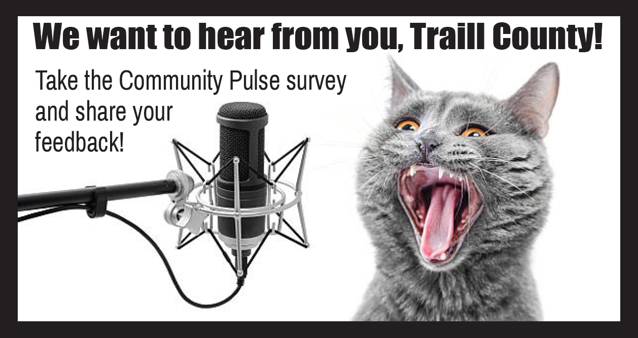Traill County Community Pulse Survey