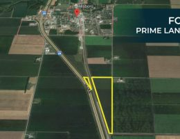 Commercial land on I29