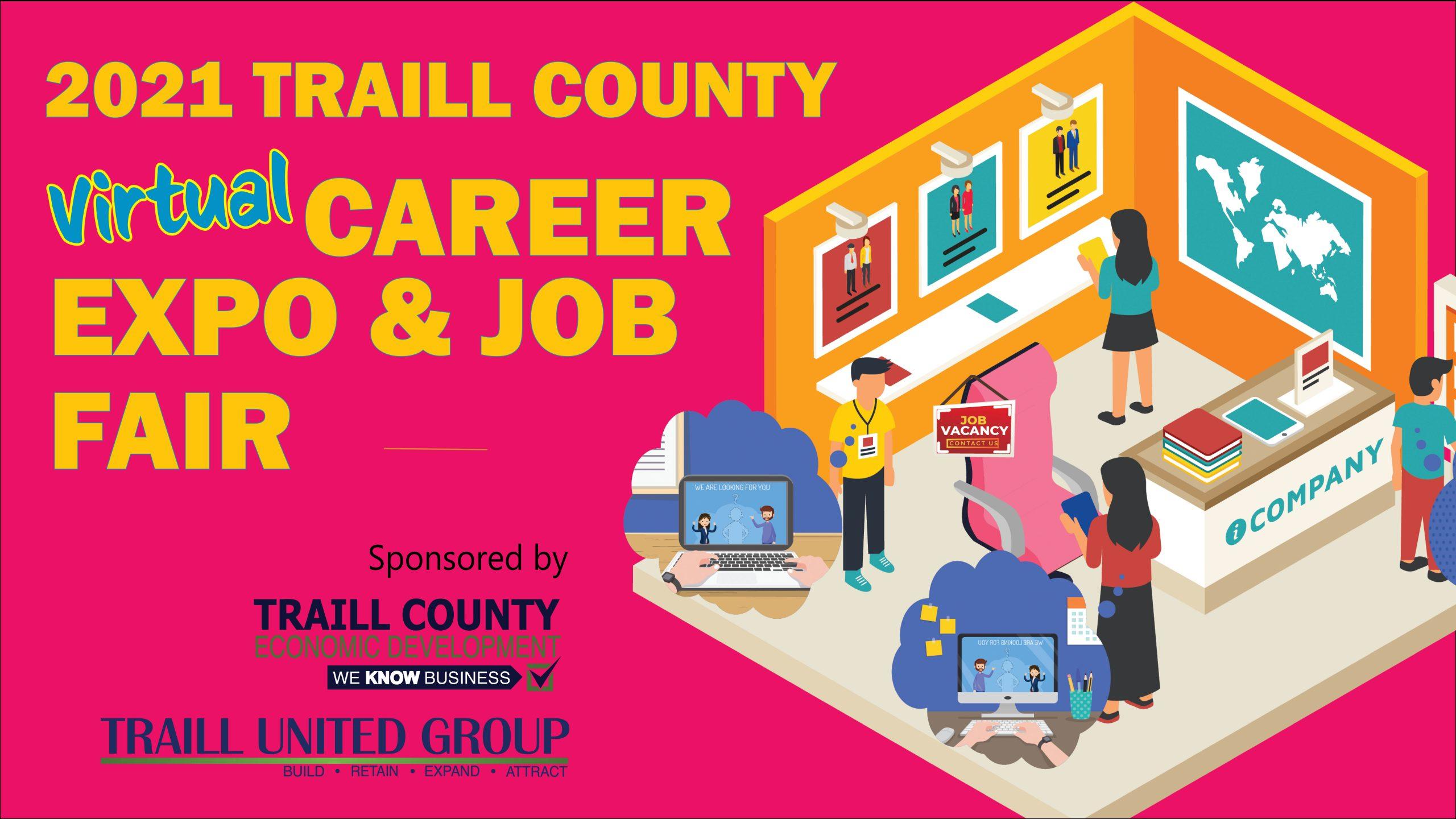 2021 Virtual Career Expo & Job Fair